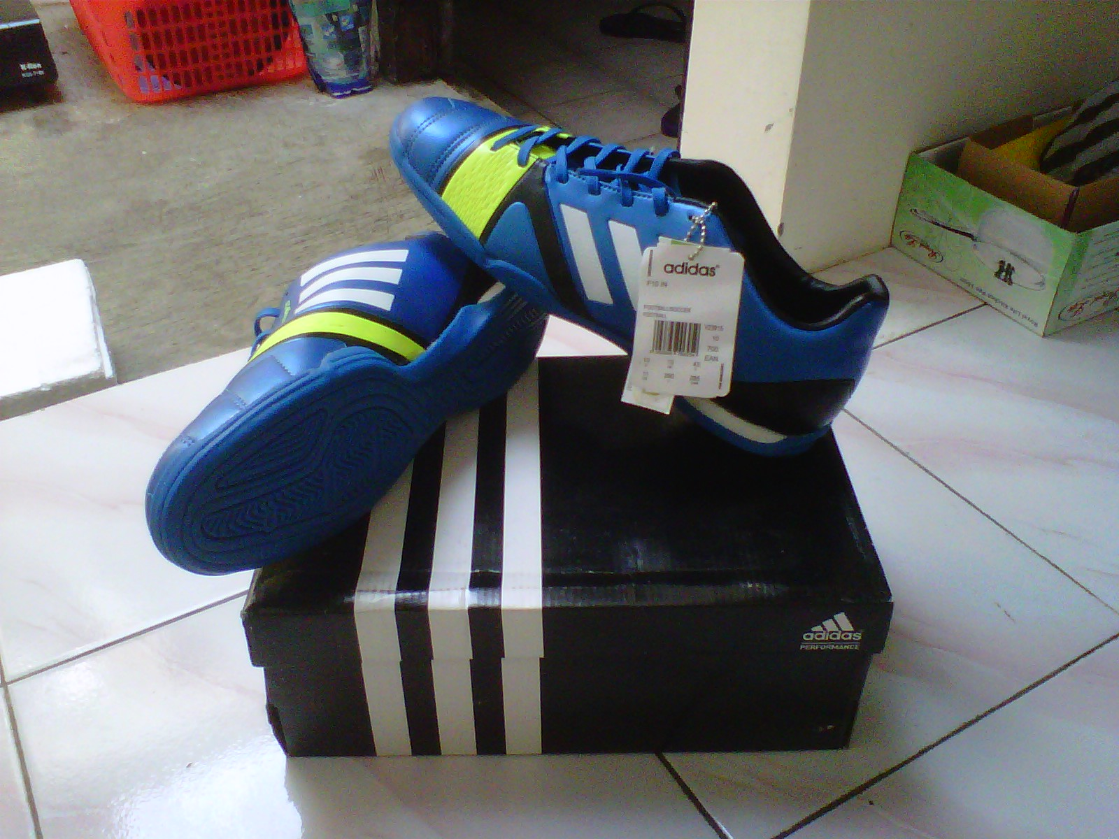 Daftar Harga Sepatu Futsal Adidas 9715780398
