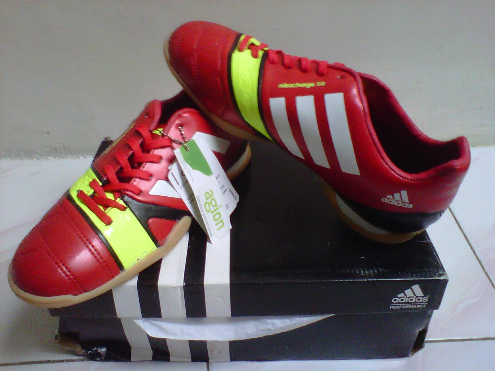Sepatu Futsal Adidas Terbaru Adidas Nitrocharge Grosir Sepatu